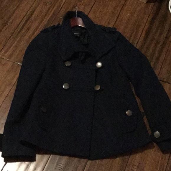 Mango Jackets & Blazers - Mango Pea Coat